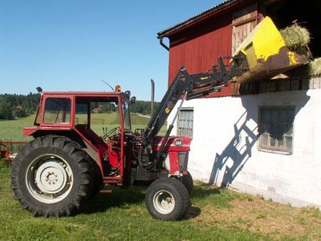 traktorer till salu