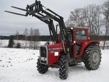 Traktorgaraget